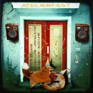 Atelierfest Galgenhofstraße 46