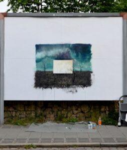 Kunst-Anschlag – Dekade 1
